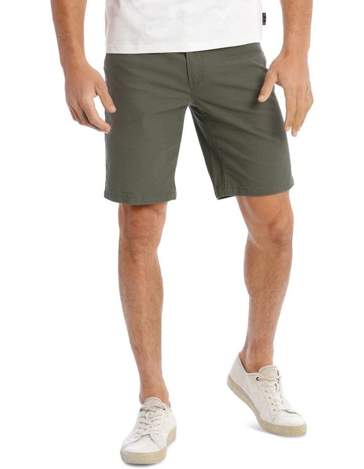 Easton 5 Pocket Short in Khaki image 1