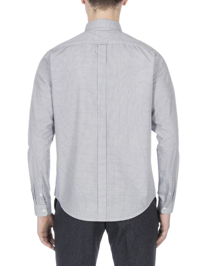 Long Sleeve Micro Linear Square image 3