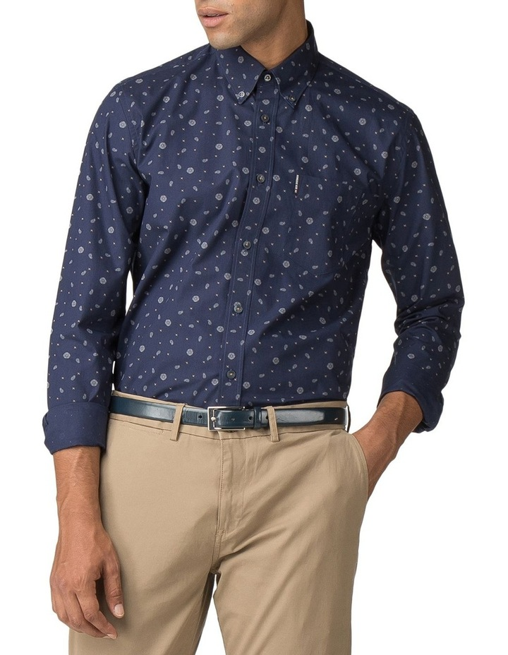 ROSE SCATTER SHIRT image 1