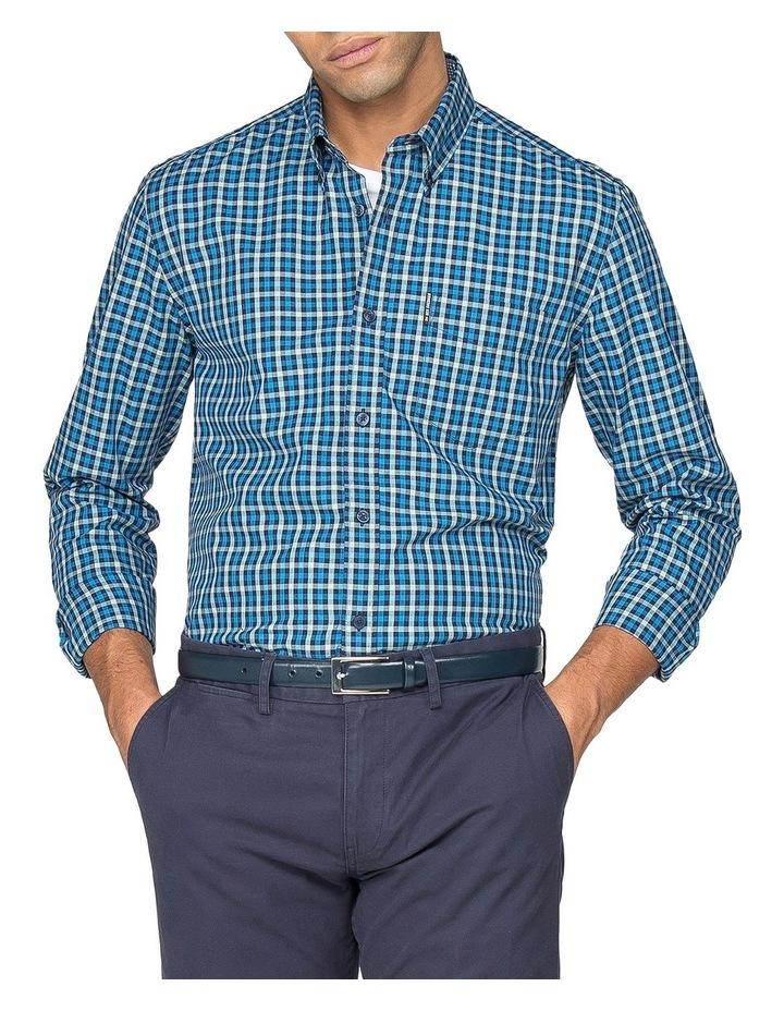 Long Sleeve House Gingham Shirt image 1