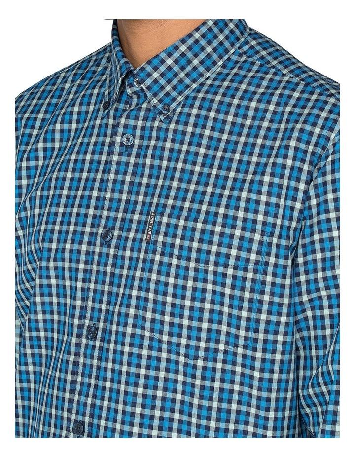 Long Sleeve House Gingham Shirt image 2