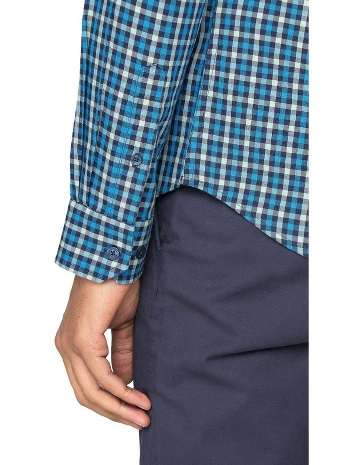 Long Sleeve House Gingham Shirt image 4