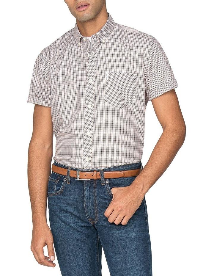 Mini House Gingham Short Sleeve Shirt image 1