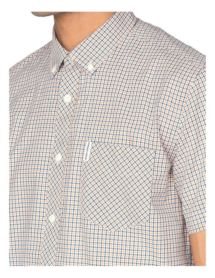 Mini House Gingham Short Sleeve Shirt image 2