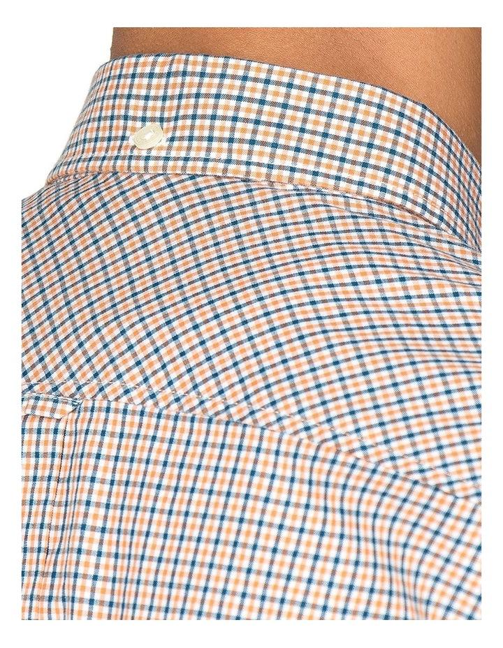 Mini House Gingham Short Sleeve Shirt image 3