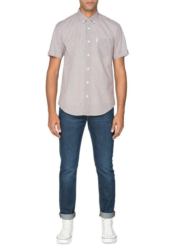 Mini House Gingham Short Sleeve Shirt image 4