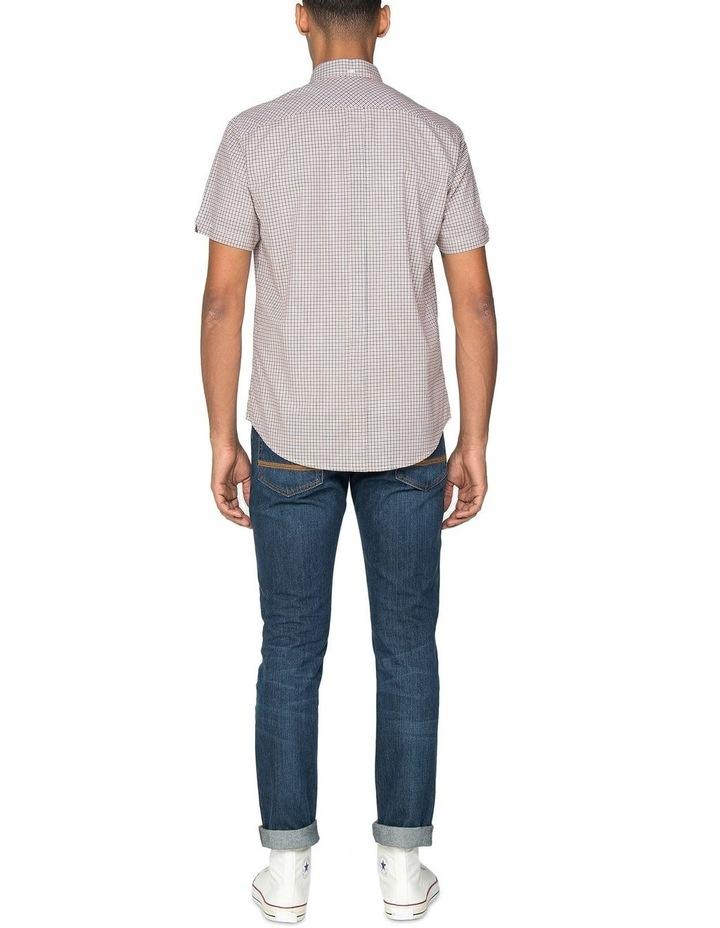 Mini House Gingham Short Sleeve Shirt image 5