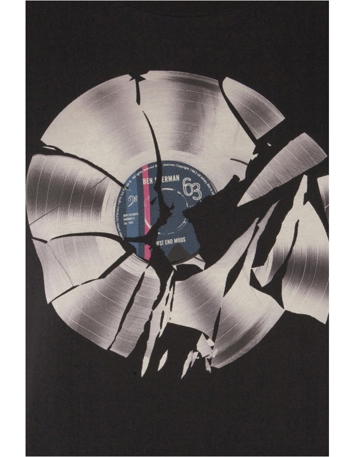 Shattered Record Tee image 4