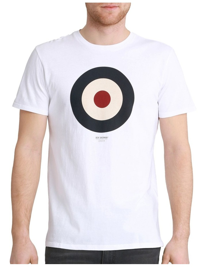Target Tee Bright White image 1