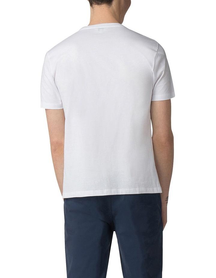 Floral Flag T-Shirt image 2