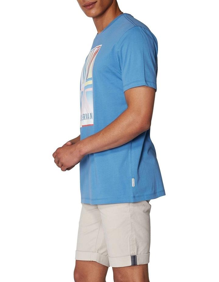 Gradient Union Jack T-Shirt image 2
