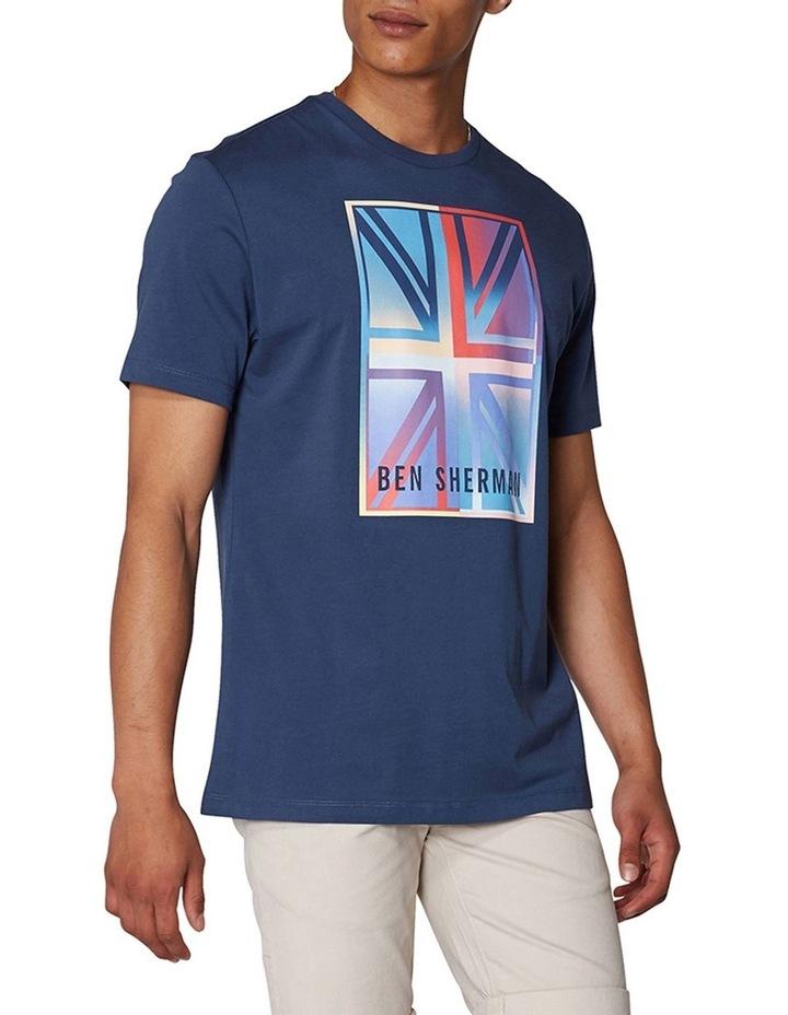 Gradient Union Jack T-Shirt image 1