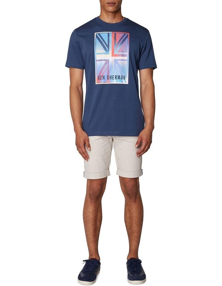 Gradient Union Jack T-Shirt image 5