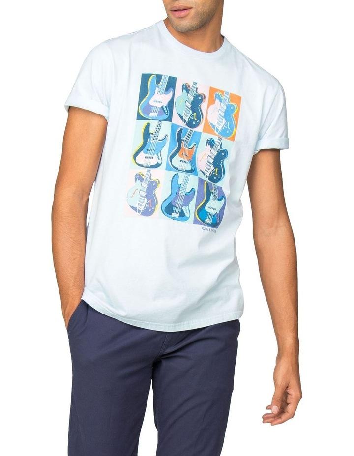 Warhol Guitars T-Shirt image 1