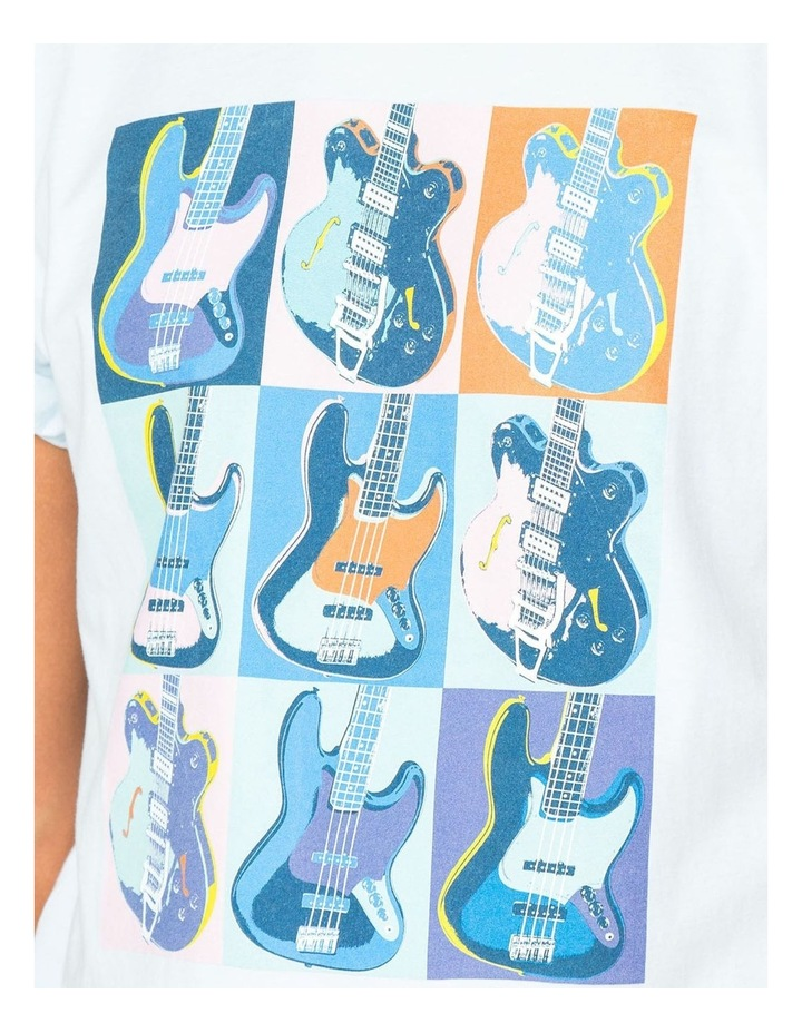 Warhol Guitars T-Shirt image 2