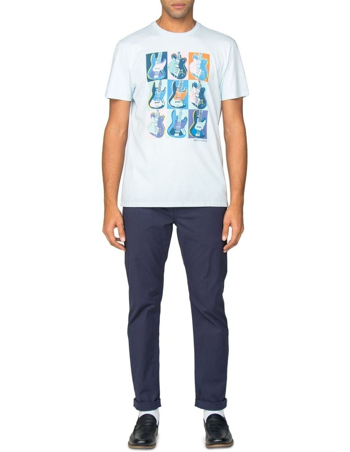Warhol Guitars T-Shirt image 4