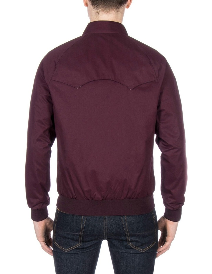 New Core Harrington Wine Jacket image 2