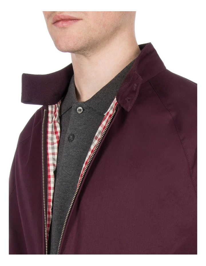 New Core Harrington Wine Jacket image 3