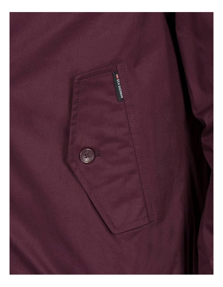 New Core Harrington Wine Jacket image 5