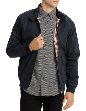Ben ShermanNew Classic Harrington Navy 1ddc394ac