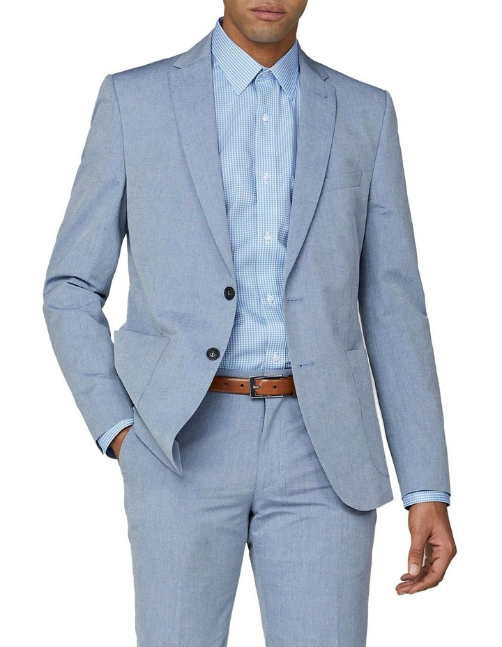 Blue Chambray Jacket image 1
