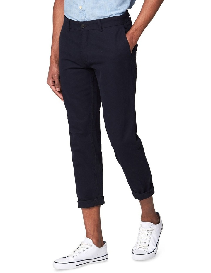 Cropped Slim Trouser image 1