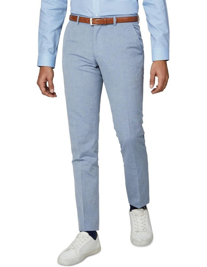 Blue Chambray Trouser image 1