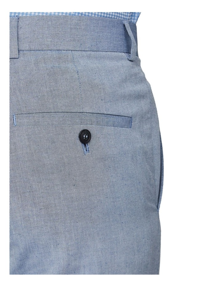 Blue Chambray Trouser image 3