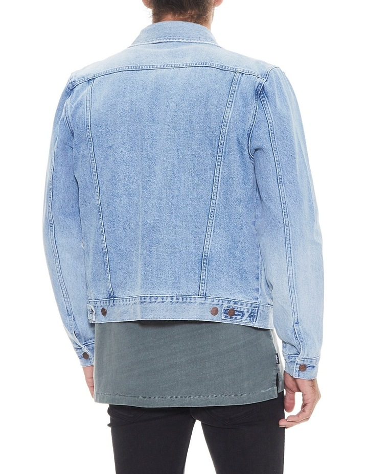 Denim Trucker Jacket Stone Haze image 2