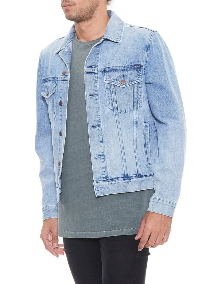 Denim Trucker Jacket Stone Haze image 3