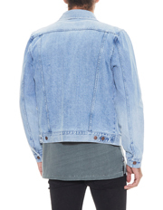 Wrangler - Denim Trucker Jacket Stone Haze