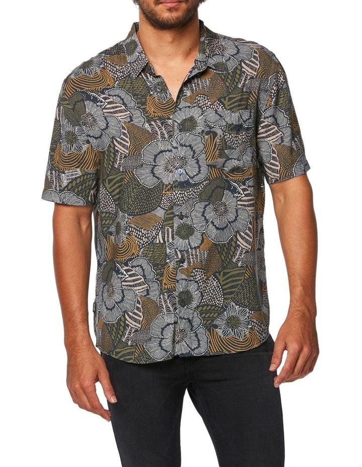 Garageland Shirt Harwood Floral image 1