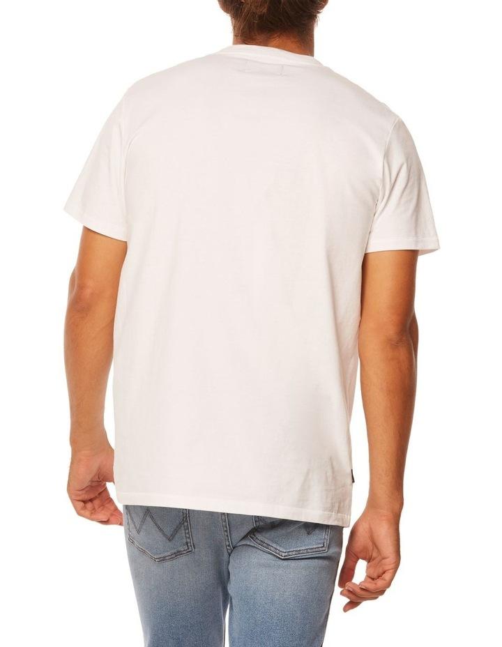 Otherside Short Sleeve Tee White image 3