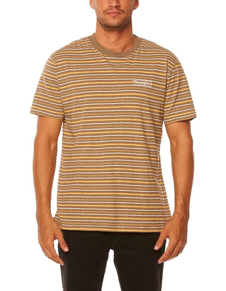 Vedder Tee Sea Stripe image 1