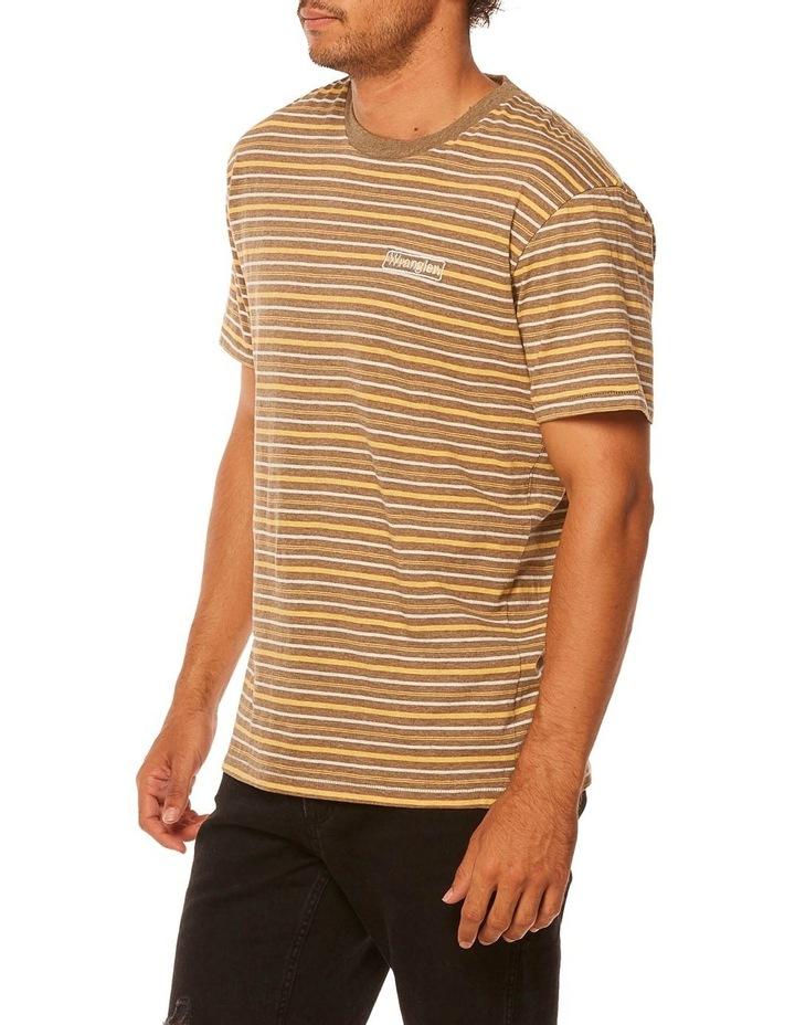 Vedder Tee Sea Stripe image 2