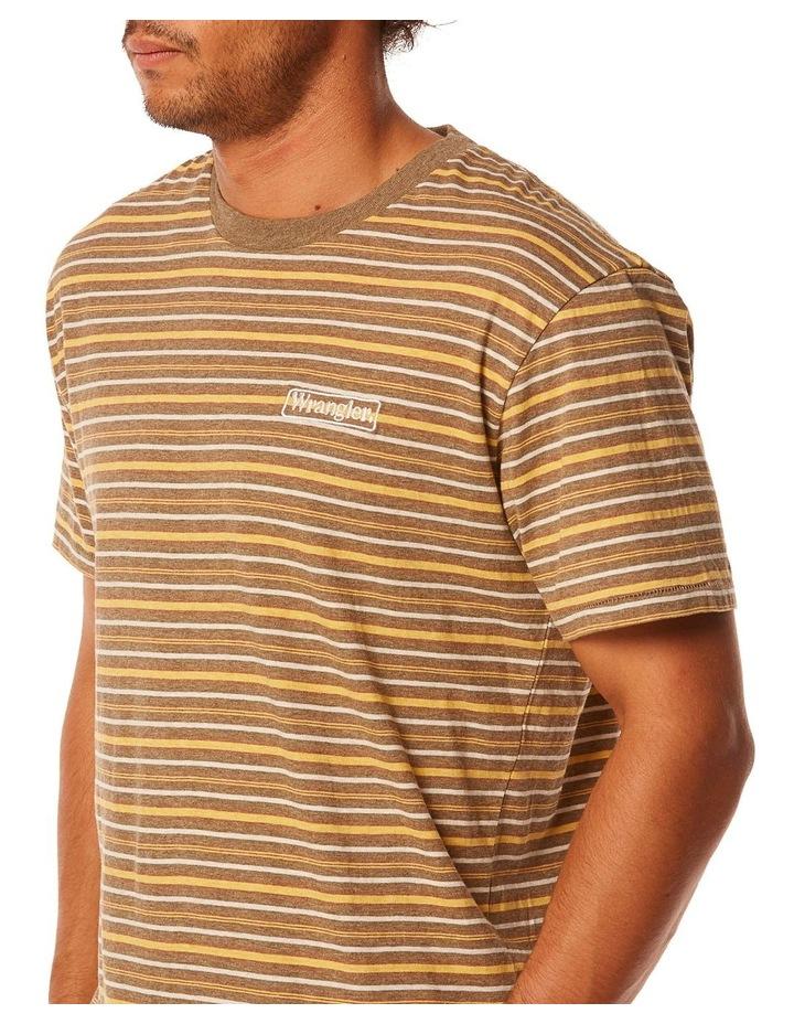 Vedder Tee Sea Stripe image 3