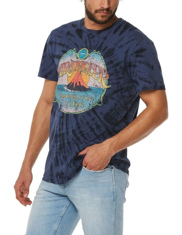 Hendrix Short Sleeve Tee Black image 2