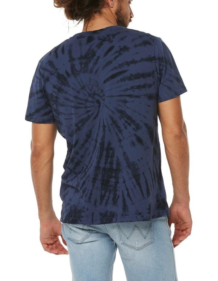 Hendrix Short Sleeve Tee Black image 3