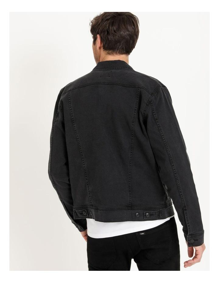 Denim Jacket Lunar Black image 5