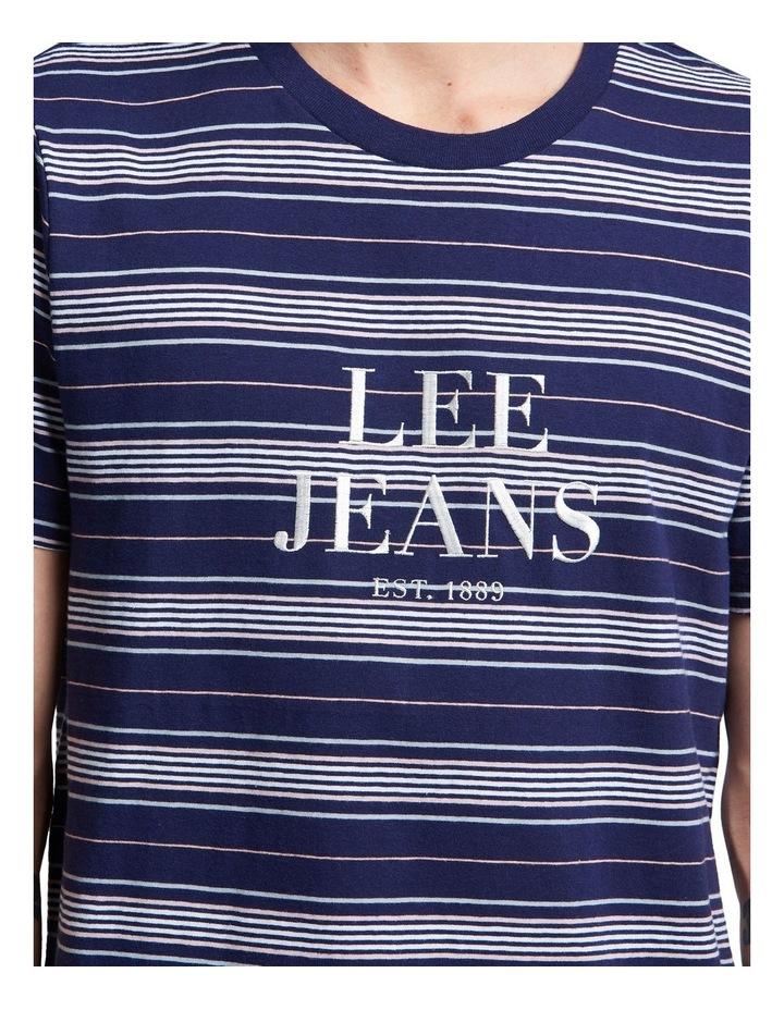 Lee Est 89 Stripe Tee image 3