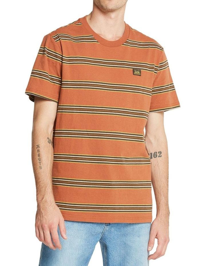 Sunburn Stripe Tee image 1