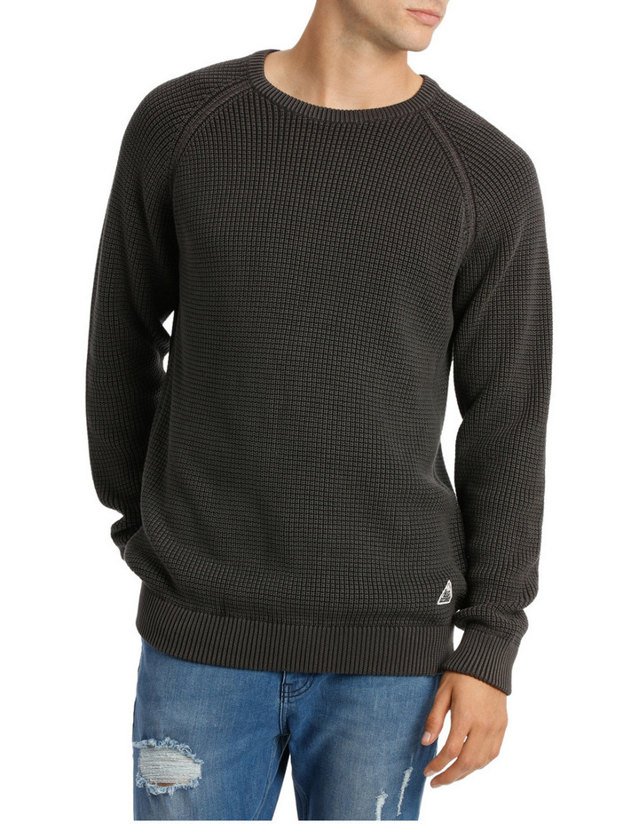 Classic Sweater Washed Black image 1