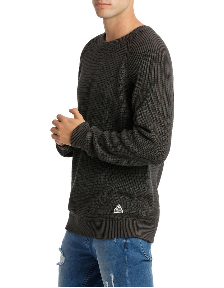 Classic Sweater Washed Black image 2