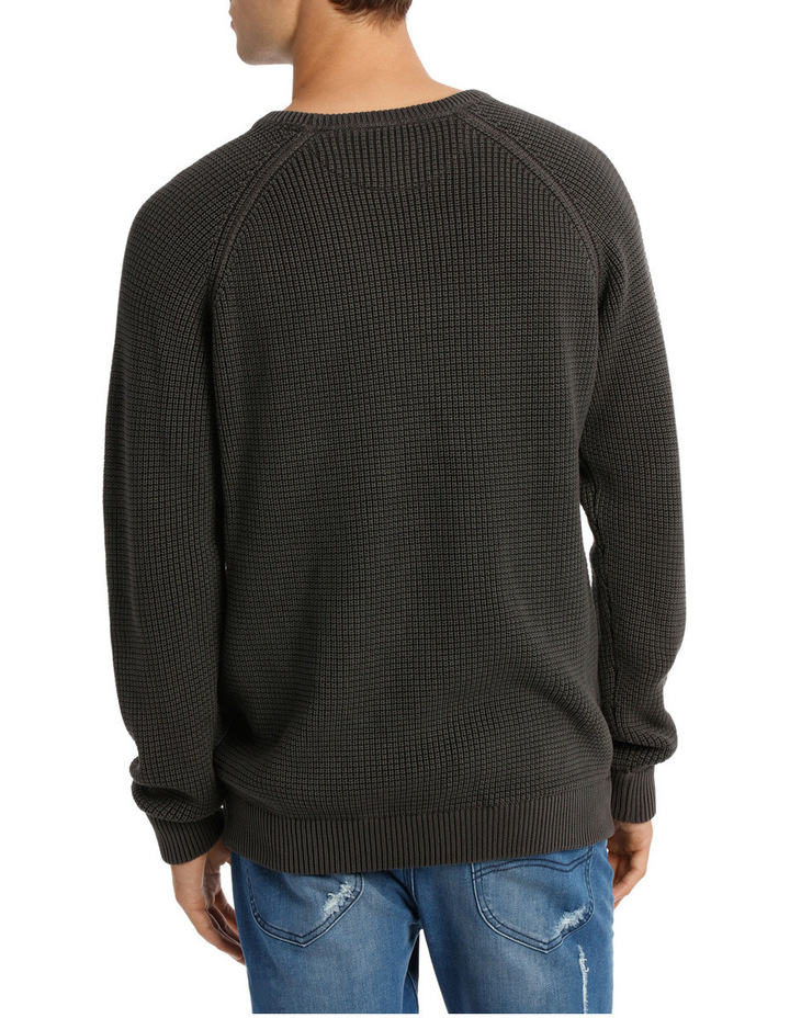 Classic Sweater Washed Black image 3