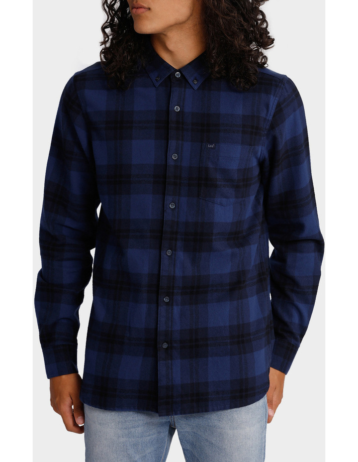 Simple Long Sleeve Shirt image 2