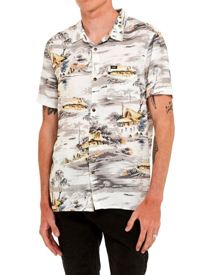 Busan Beach Short Sleeve Shirt image 1