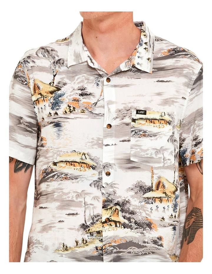 Busan Beach Short Sleeve Shirt image 3