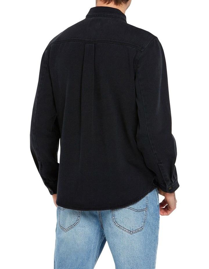 Lee Worker Shirt Black image 4
