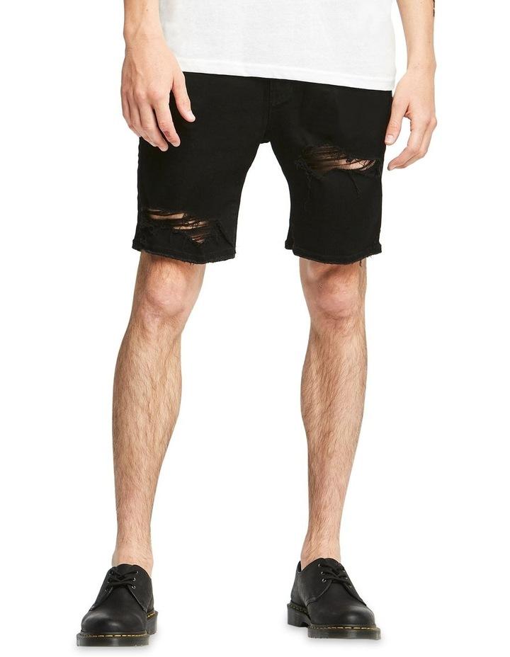 Z-Roadie Shorts Black Destroy image 1