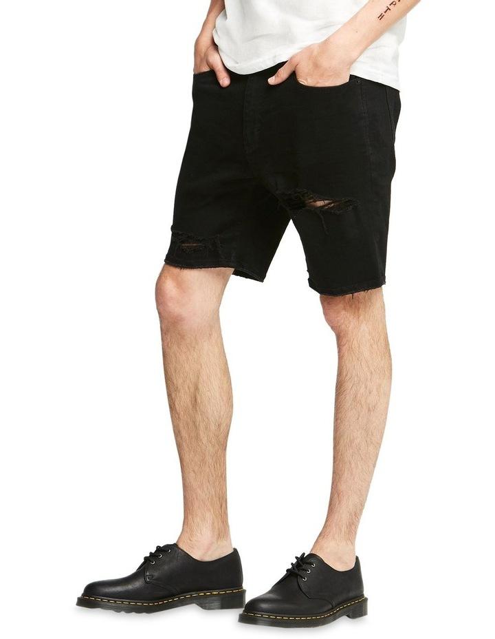 Z-Roadie Shorts Black Destroy image 2